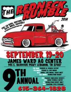 redneck rumble